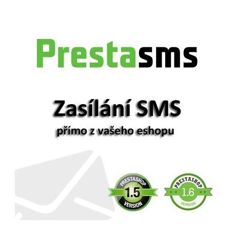 SMS modul PRESTASHOP