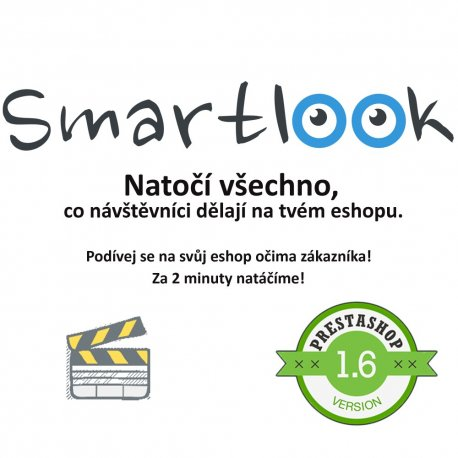 Smart Look Video z vašeho webu modul - PRESTASHOP 1.6