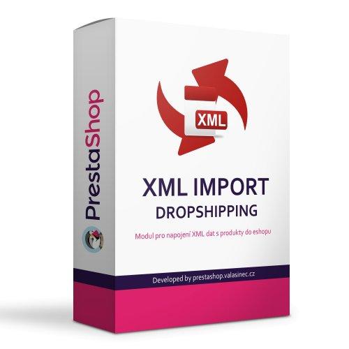 Rozšíření licence pro Modul XML import produktů od dodavatelů
