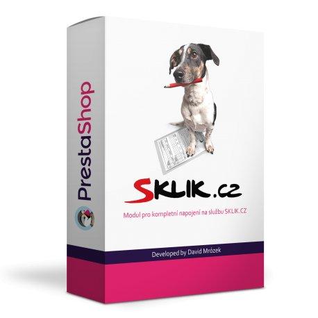 SKLIK Retargeting a Měření konverzí 2v1 modul - PRESTASHOP 1.6, 1.7