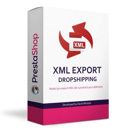 Modul export produktů pro odběratele - DROPSHIPPING