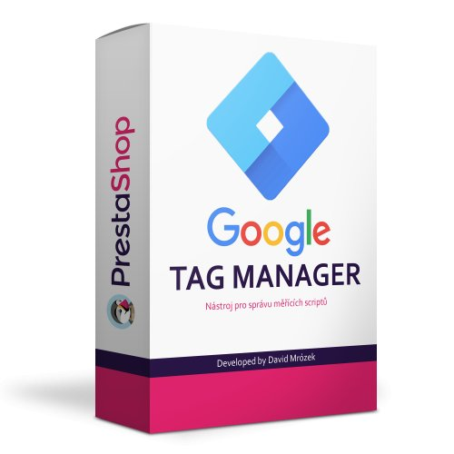Google Tag Manager - GTM modul