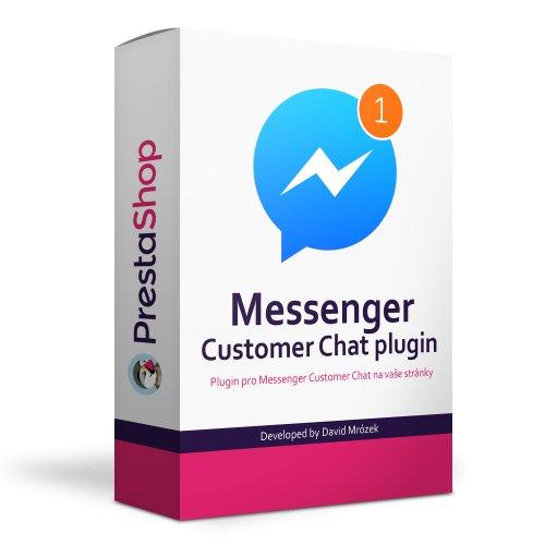 Messenger Chat se zákazníky - modul pro PrestaShop