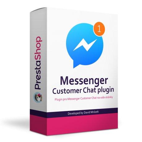Messenger Customer Chat modul pro PrestaShop