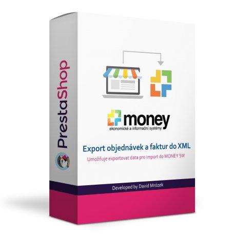 MONEY SW - export objednávek a faktur pro PrestaShop