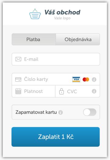 GoPay pro PrestaShop - vyvolání platby