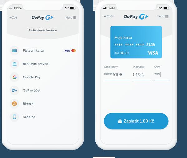 GoPay pro PrestaShop - nová mobilní platební brána